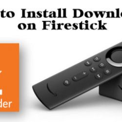 How to Inatall Downloader on Firestick